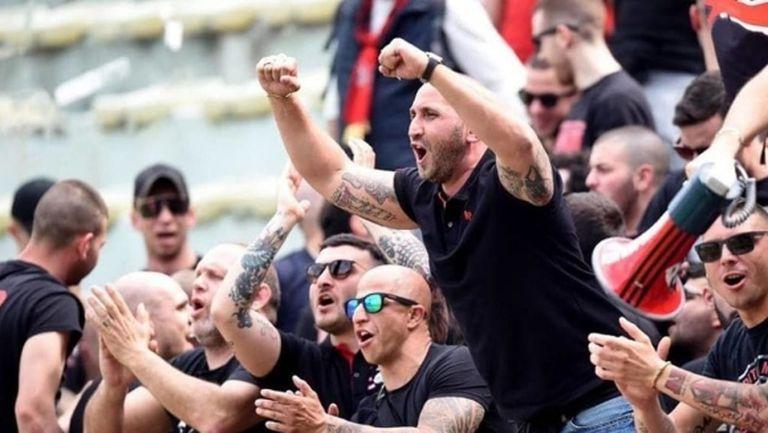 Заловиха ултрас на Милан и стюард на Интер за разпространение на дрога