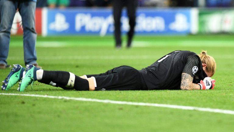 Кариус е бил с мозъчно сътресение при головете на Реал Мадрид
