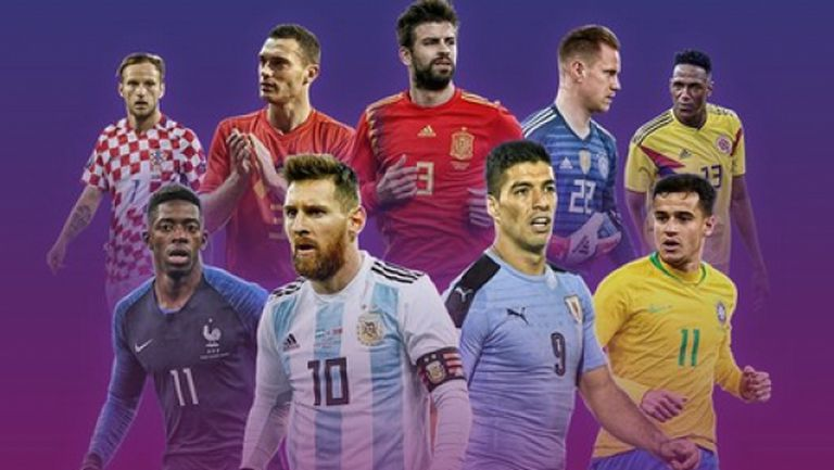 Барселона с представител във всяка предварителна група на Мондиала