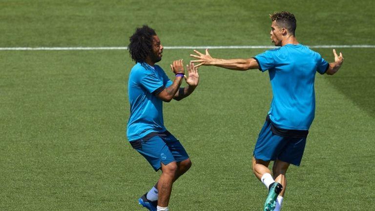Марсело: Кристиано не е собственик на Реал Мадрид