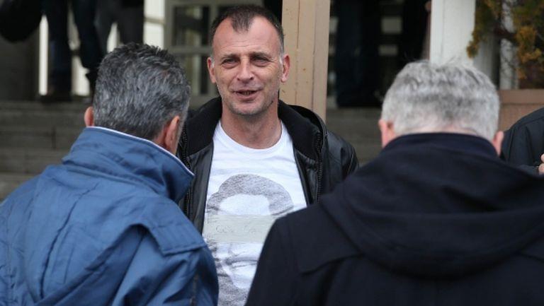 Лудогорец привлече селекционера на младежкия национален тим на България