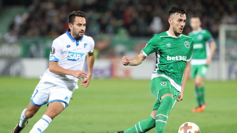 Кампаняро: Ще е голям успех, ако влезем в групите на Шампионската лига