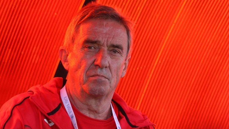 Локомотив (София) има нов треньор