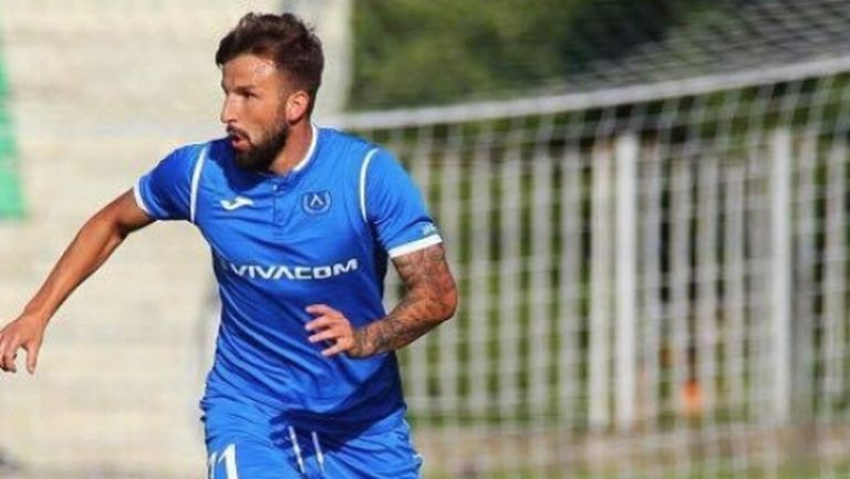 Васил Панайотов се сбогува емоционално с Левски