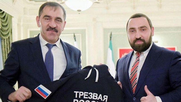 """Шефът на """"Трезва Русия"""" призова да спрат алкохола на """"сборная"""""""