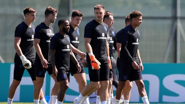 Разкриха стартовия състав на Англия за първия мач на Световното
