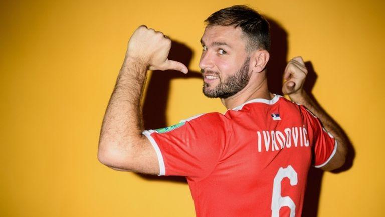 Иванович става номер 1 по мачове за Сърбия