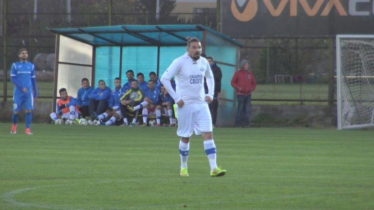 """Ицо Йовов срещу Левски на """"Герена"""""""