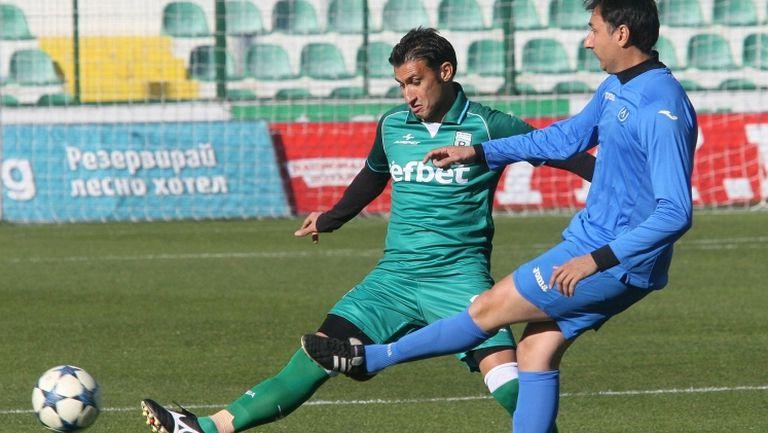Ветераните на Витоша(Бистрица) победиха ветераните на Левски с 2:0