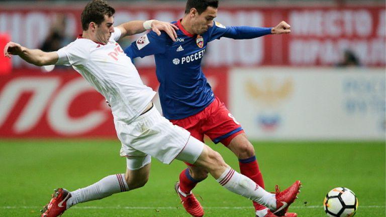 Малко не достигна на Миланов, Зенит остана на три точки от върха