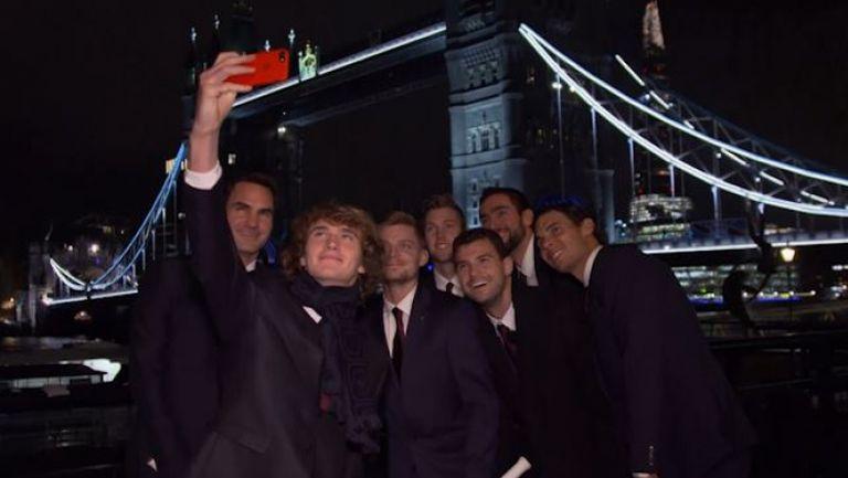 Посрещнаха с червен килим Григор и останалите участници на финалния турнир в Лондон