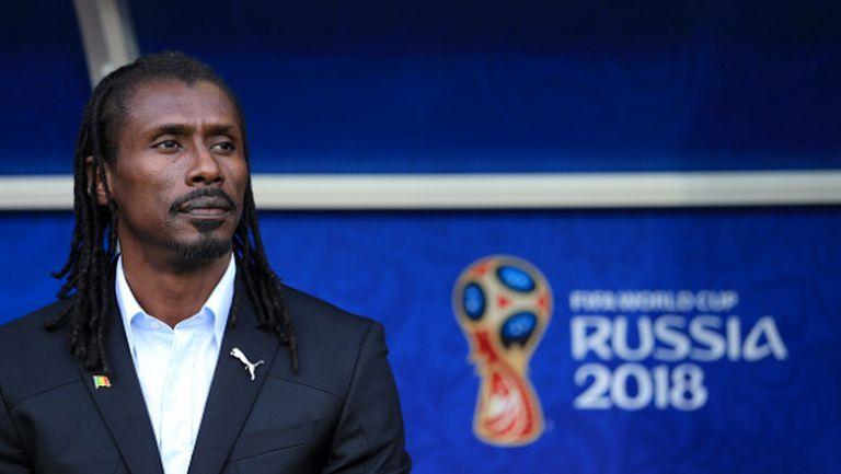 Сисе: Цяла Африка се гордее с нас
