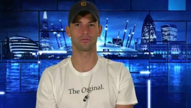 Григор и другите финалисти в Лондон с видео послание за феновете