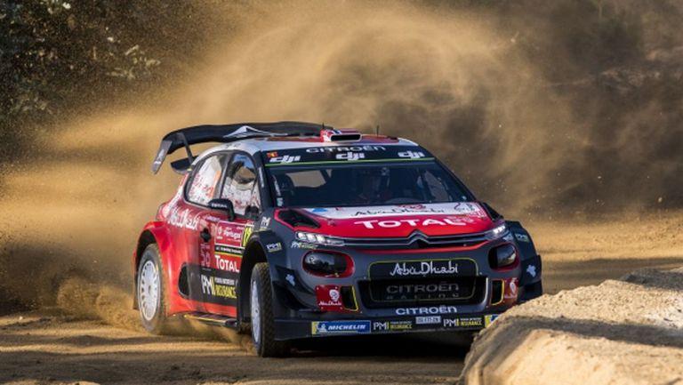 Citroen намериха заместник на Крис Мийк във WRC