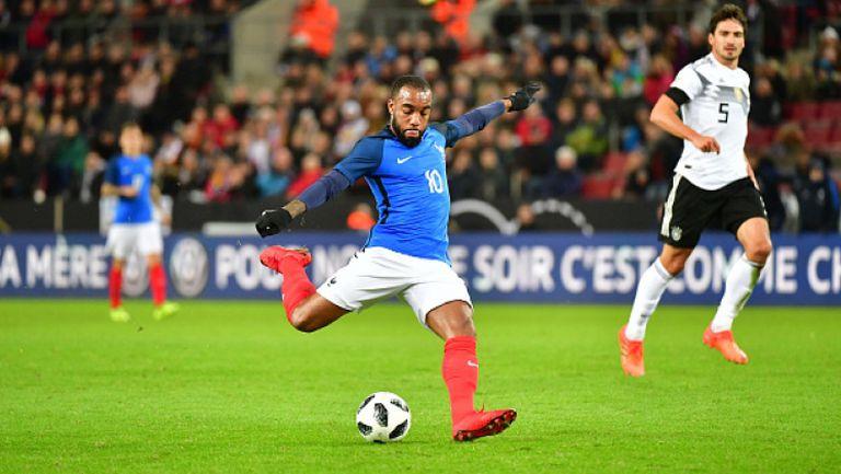 Германия - Франция 2:2
