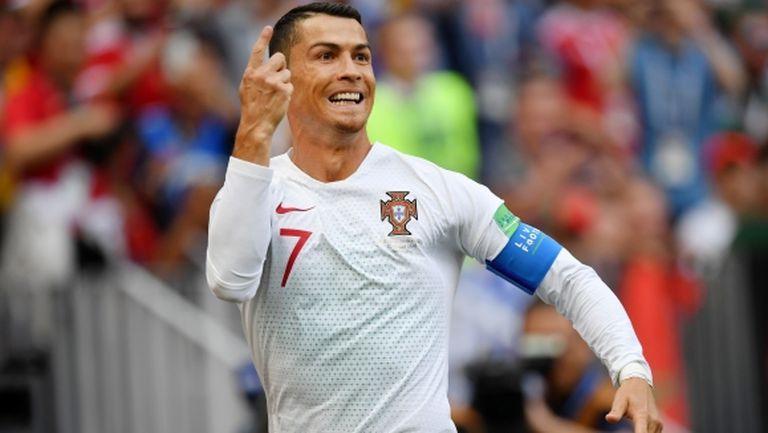 Роналдо вече е най-резултатният европеец в историята