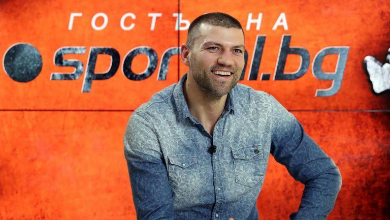 Тервел Пулев пред Sportal.bg за спаринга с Джошуа