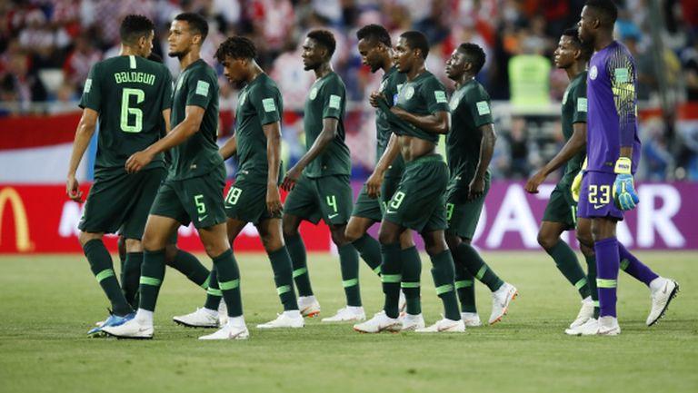 Нигерийците поздравиха исландците