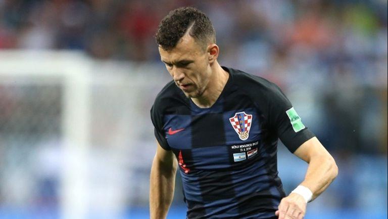Перишич: Ще играем за победа и срещу Исландия