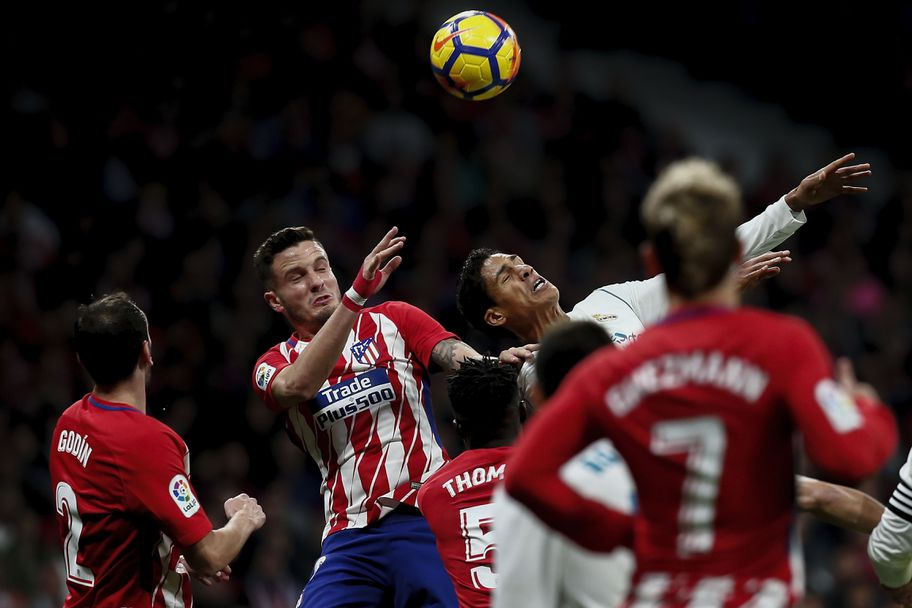 Атлетико Мадрид - Реал Мадрид 0:0