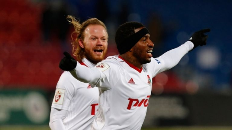 СКА Хабаровск - Локомотив (Москва) 1:2