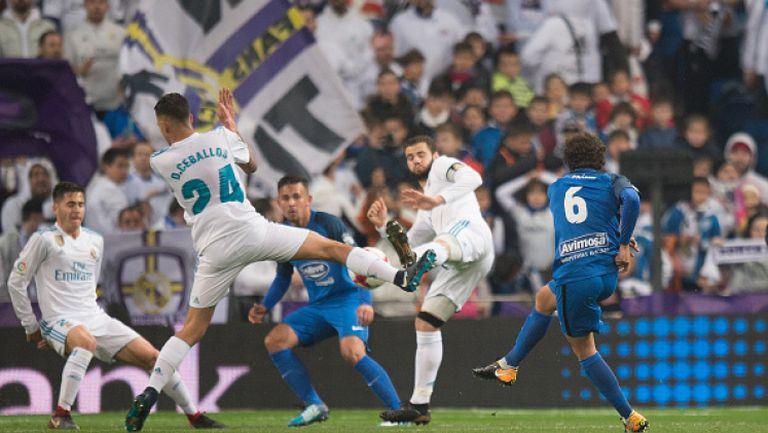 Реал Мадрид - Фуенлабрада 2:2