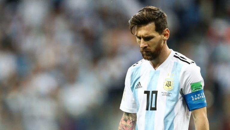 Стоичков за Аржентина: Отбор в залез, чакат само Меси, нямат потенциала от 2014 година (видео)