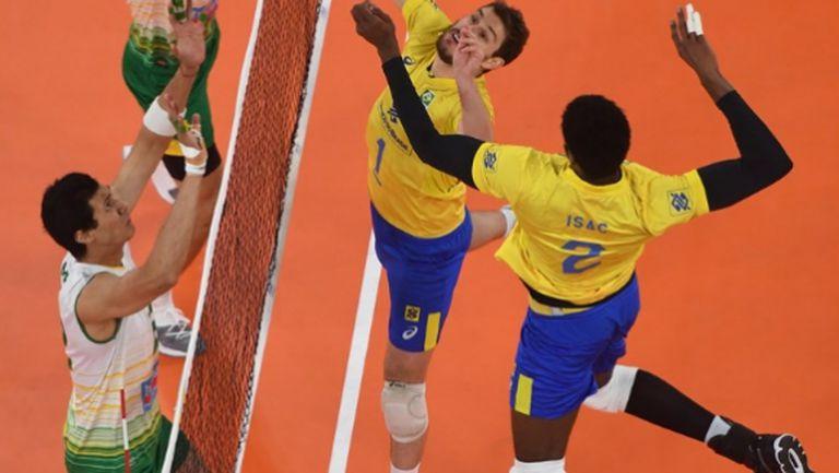Бразилия се върна към победите и разгроми Австралия в Мелбърн (видео + снимки)