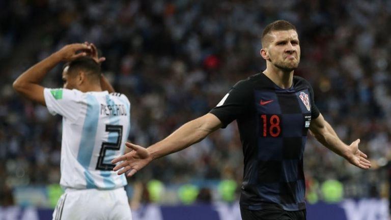 Ребич отказал да си смени фланелката с Меси, бил разочарован от Лео