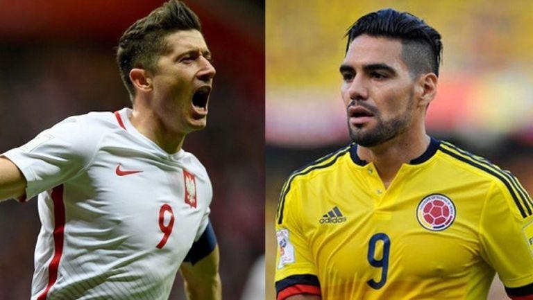 Полша и Колумбия в съдбовен сблъсък