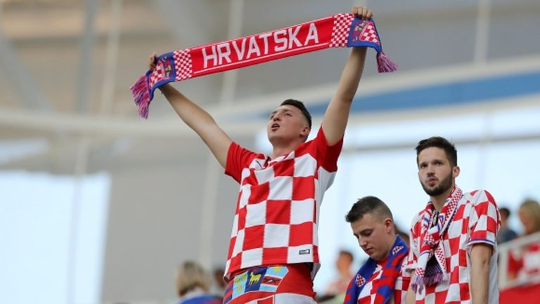 ФИФА глоби Аржентина и Хърватия