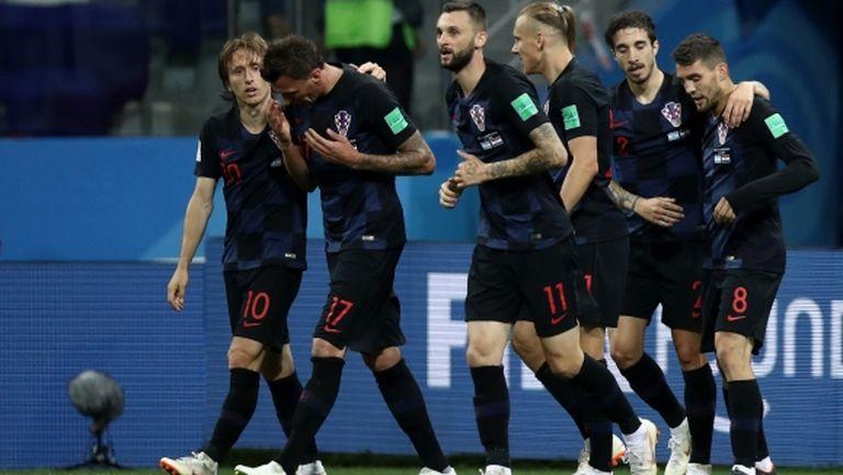Хърватия ще даде почивка на част от титулярите в мача срещу Исландия