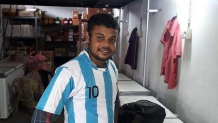 Фен на Меси сложи край на живота си след представянето на Аржентина