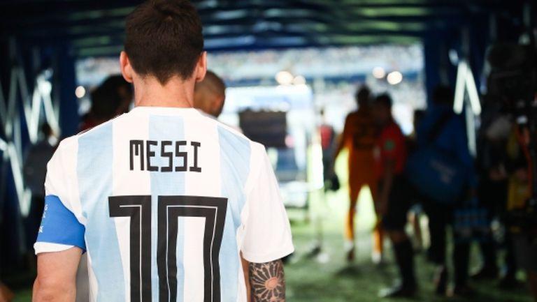 Световен шампион с Аржентина: Кой, по дяволите, е Меси?!