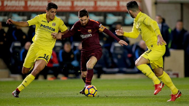 Виляреал - Барселона 0:2