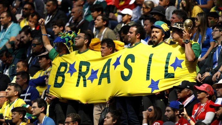 Задържаха бразилски фен, издирван от Интерпол