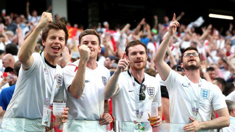 Английските ултраси не трябва да скандират за Брекзит