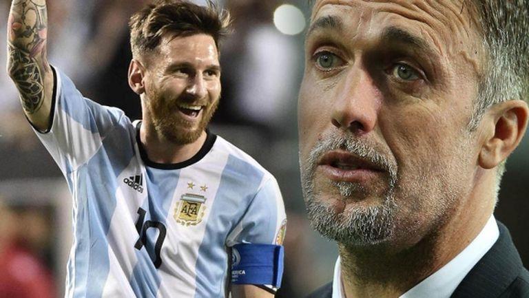 Батистута: Меси е най-добрият футболист в историята