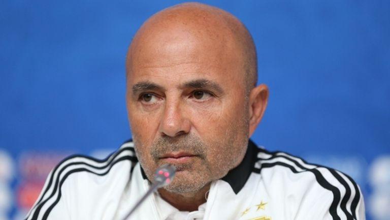 Сампаоли: Ще видите различен отбор на Аржентина