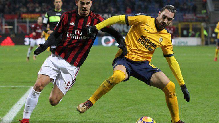 Милан - Верона 3:0