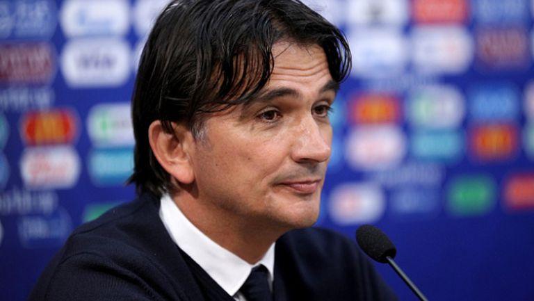 Далич отказа да коментира дали Хърватия ще играе с резервите срещу Исландия