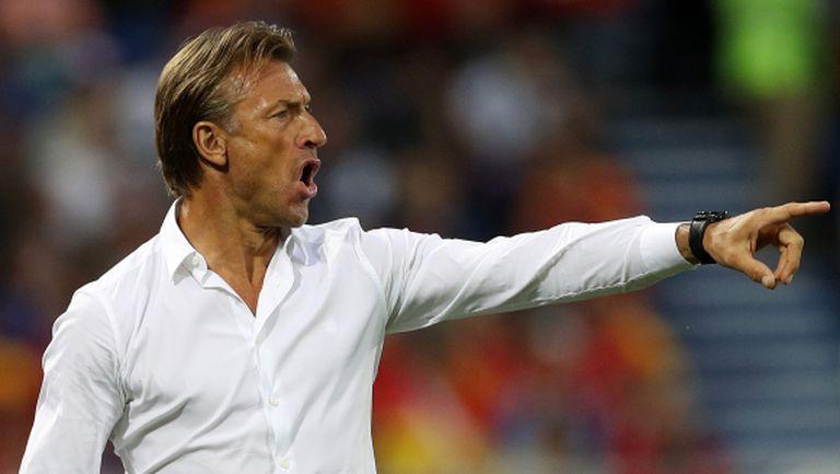 Треньорът на Мароко: Доказахме, че можем да играем на високо ниво (видео)