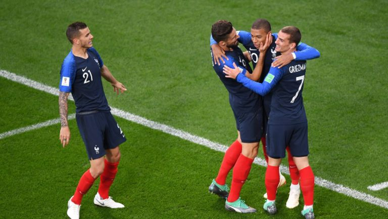 """Франция и Дания ще решават първото място в група """"С"""""""