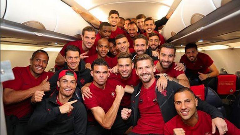 Кристиано Роналдо: Целта е изпълнена
