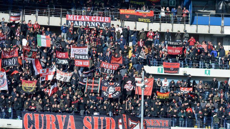 Верона - Милан 3:0
