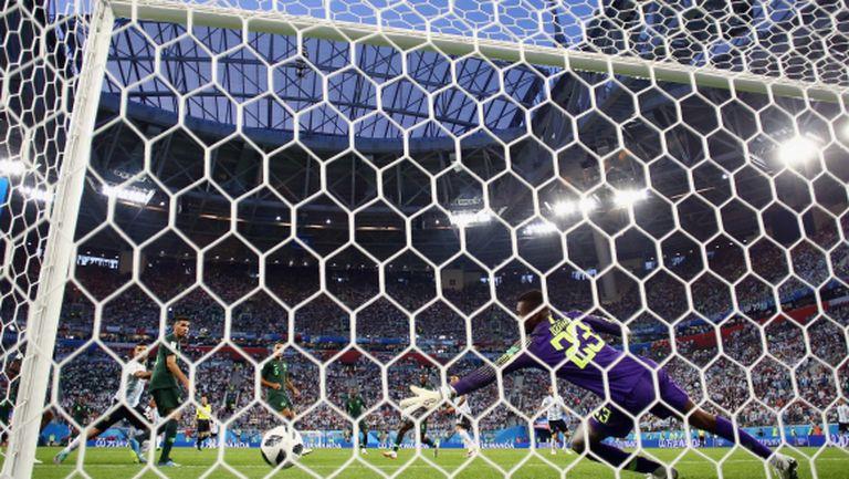 Паднаха над 100 гола на Мондиала, ето класирането при голмайсторите