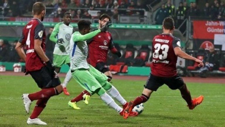 Нюрнберг - Волфсбург 0:2