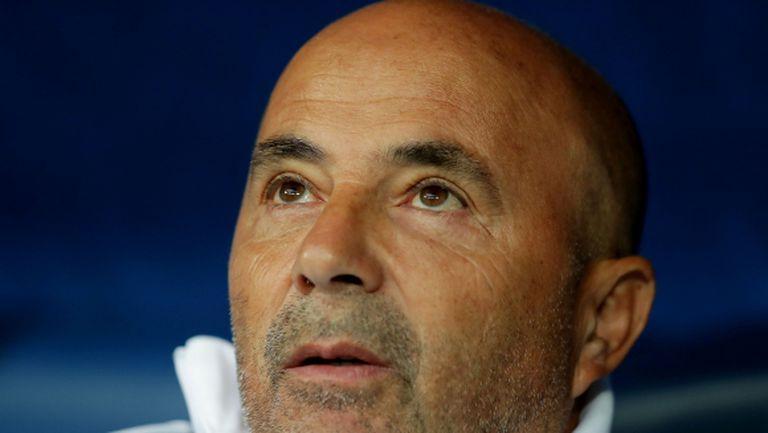 Сампаоли: Със смелост и кураж стигнахме до втория гол