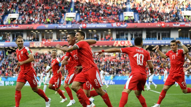 Ще има ли сили Сърбия за подвиг срещу Бразилия?