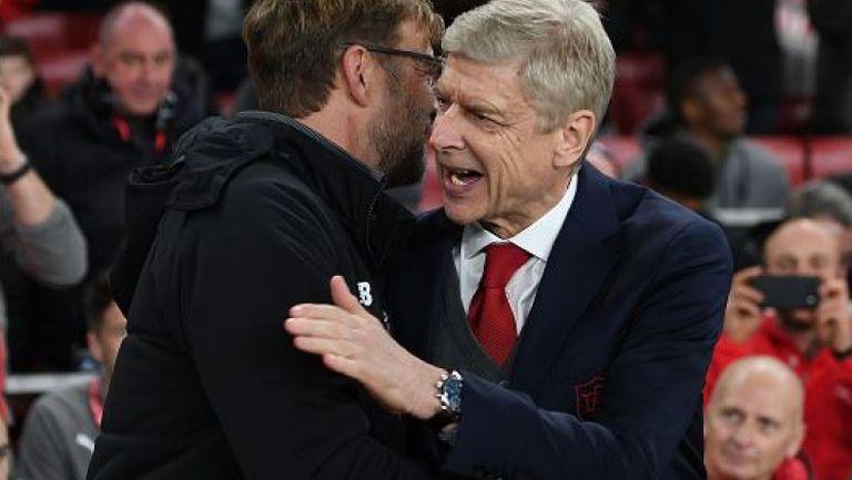 Арсенал и Ливърпул с гросмайсторско реми в Лондон